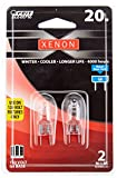 Feit Electric Xenon 20-Watt Halogen T4 Bulb