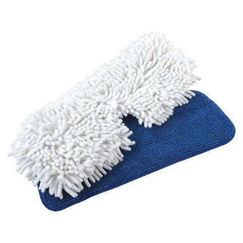 - Clorox Ready Flip, 2-Pack Mop Refill White