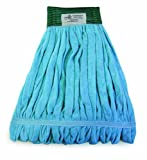 O'Dell EchoFiber Microfiber Loop Mop - Medium Blue MWTM-B