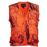 Gamehide Sneaker Big Game Vest Blaze Camo, 2X-Large Larger Image