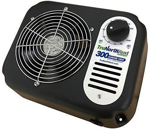 Garage Vent GVHC300 Eliminate Garage Moisture Humidity.