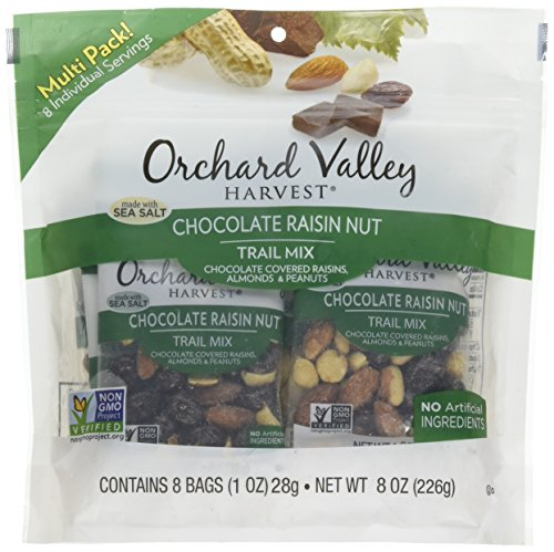 Orchard Valley Harvest Trail Mix Chocolate Raisin, 8 oz
