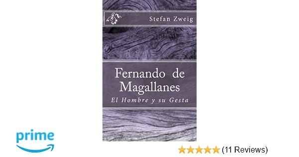 Fernando de Magallanes: El Hombre y su Gesta (Spanish ...