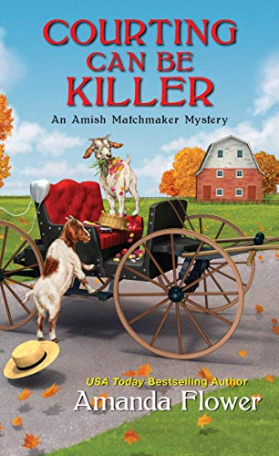 Book Cover: Courting Can Be Killer