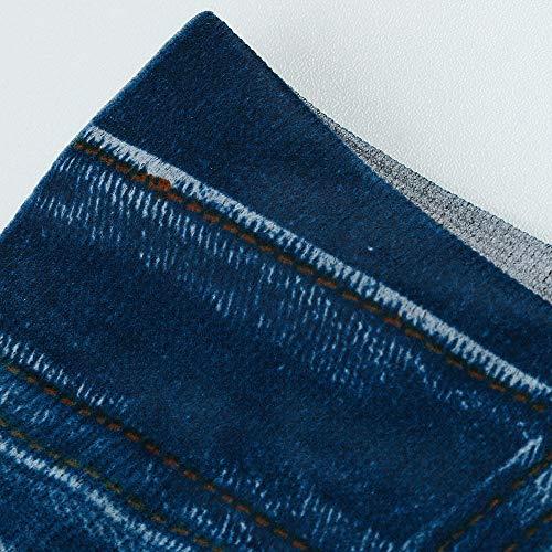 Pantalon Leggings Pantaloni Jupe en Denim Dechire Bleu Slim Size Beautyjourney Taille Femme Haute Large Tasca Leggins Lunghezza Fitness Jean Femme Le Jean Pantalon Femme Plus Jeans Uwzqtf6