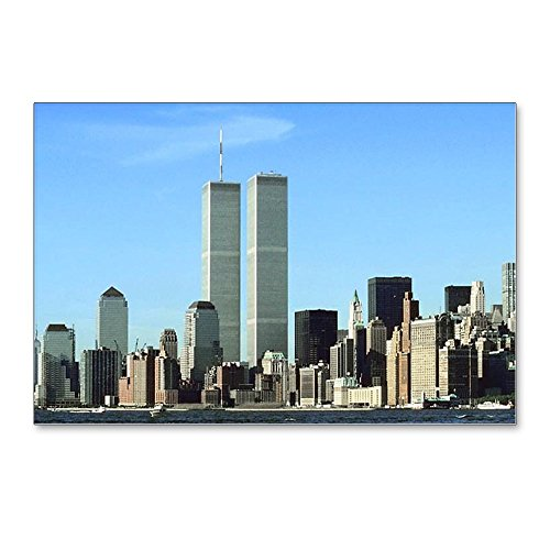 CafePress - Twin Towers - Postcards (Package of 8), 6