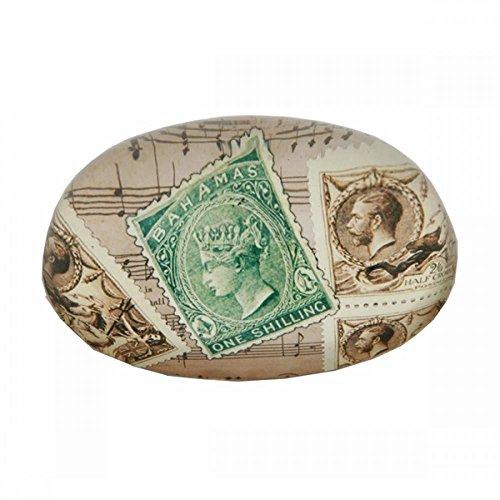 Peso de Papel Selo Postal Ii
