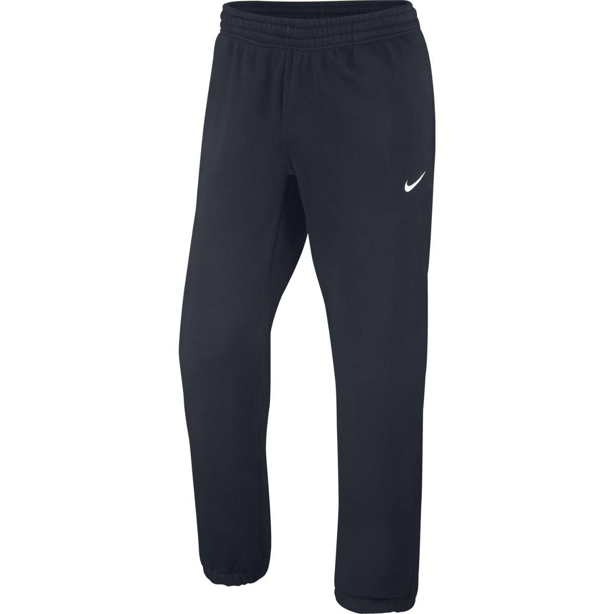 Nike Herren Sweathose Squad Fleece  XL-T|dark obsidian/white