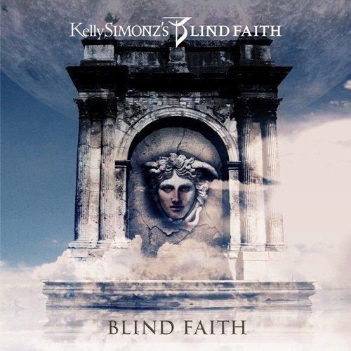 CD : Kelly Simonz - Blind Faith (Bonus Track, Japan - Import)