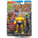 Marvel Super Heroes Fantastic Four the Thing Action Figure Pulverizing Punch