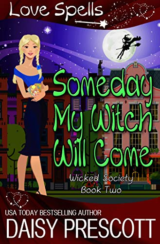 Love Sparkles Favor Cards - Someday my Witch Will Come (Wicked Society Book 2)