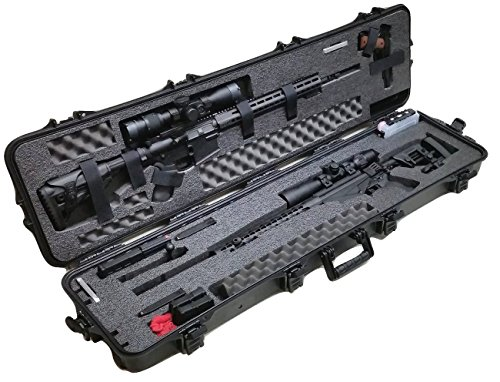 Case Club Pre-Made Waterproof Precision Rifle and AR Rifle C