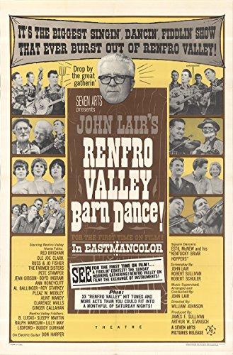 (Renfro Valley Barn Dance 1966 Authentic 27