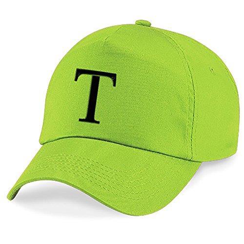 Citron Z T Cap A Letter Unisexe New De Bonnet 4sold Brodé Enfants Baseball Chapeau Garçon Vert Casquette Fille w0TnxHa0q8