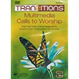 Transitions (Non-Seasonal): Two discs, each including four, 15 minute videos for use in services any time of the year