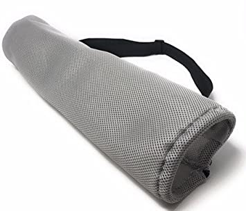 52685524fe91 Image Unavailable. Image not available for. Colour  Flying Tiger Copenhagen  Mesh Yoga Mat Carrying Bag ...