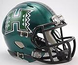 NCAA Hawaii Rainbow Warriors Speed Mini Helmet