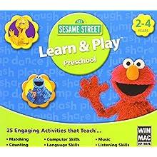 Sesame Street Learn & Play Preschool