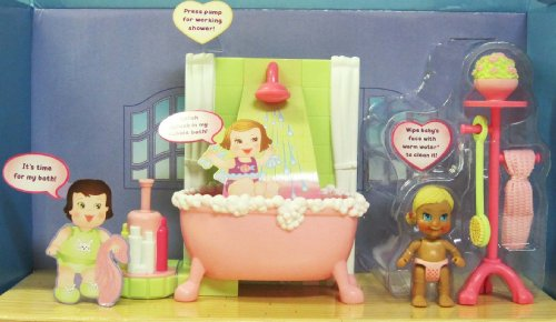 (Caring Corners Baby Buds Bubble Bath by Learning Curve)