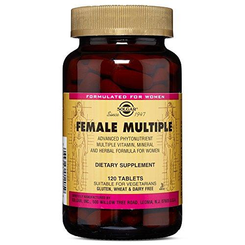 Solgar – Female Multiple, 120 Tablets