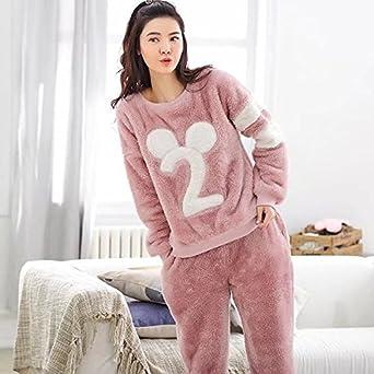 【ノーブランド品】ペアパジャマ ルームウェア もこもこ メンズ ルームウェア パジャマ 可愛い ルーム