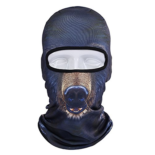 bear ski mask - 2