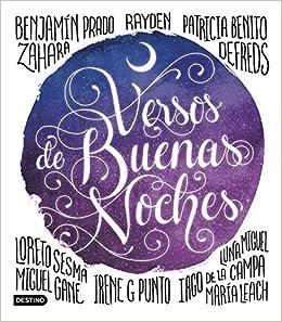 Versos de buenas noches (Novísimos): Amazon.es: AA. VV.: Libros
