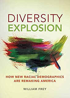 Book Cover: Diversity Explosion: How New Racial Demographics are Remaking America