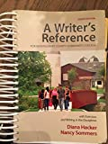 img - for A Writer's Reference with Exercises: Custom Montgomery Community College Edition book / textbook / text book