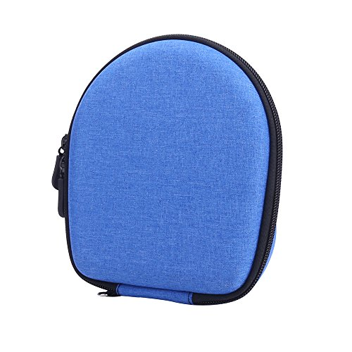 Aenllosi Storage Organizer Hard Case for Muse/Muse 2 The Brain Sensing Headband (Blue)