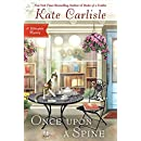 Once Upon a Spine (Bibliophile Mystery)