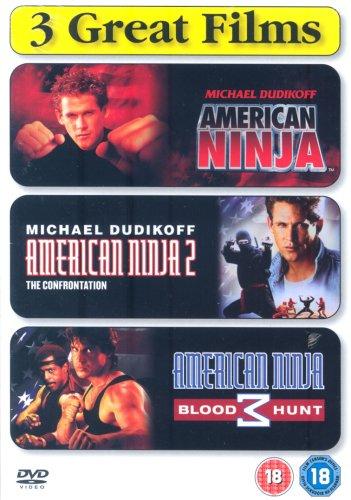 Amazon.com: American Ninja/American Ninja 2/American Ninja 3 ...