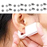 8 Pack Self Piercing Earrings Gun Kit, Disposable