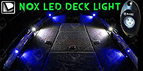 Blast led white blue boat led deck light kit 4pc blue boat led blast led white blue boat led deck light kit 4pc blue boat led aloadofball Image collections