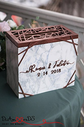 Top 10 Best Card Box With Lock For Wedding - Top Product Reviews ...