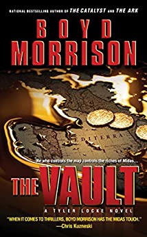 The Vault (Tyler Locke series) by [Morrison, Boyd]