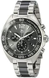 Tag Heuer Men's  CAZ1111.BA0878 Formula 1 Stainless Steel and Ceramic Chronograph Watch