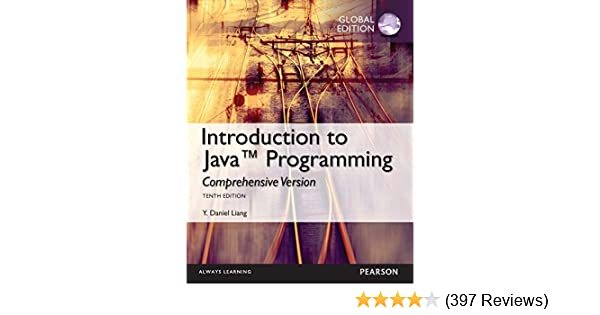 Amazon Com Intro To Java Programming Comprehensive Version Global