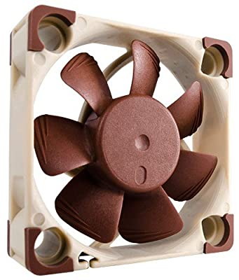 Noctua A-Series Cooling Fan Blades with AAO Frame, SSO2 Bearing (NF-A4X10-FLX 5V) from Noctua