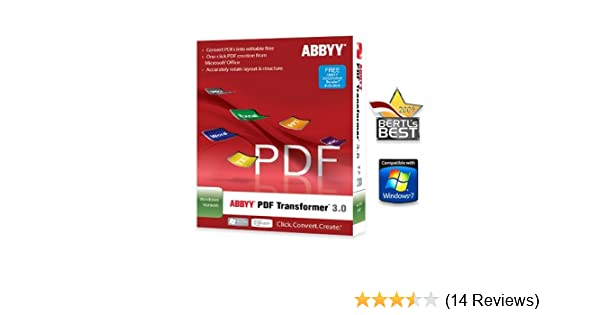 abbyy pdf transformer 3.0 serial key free download