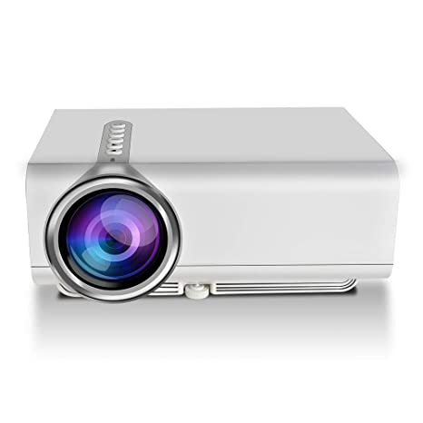 Amazon.com: Projector Fire Tv Stick Mini Led Projector ...