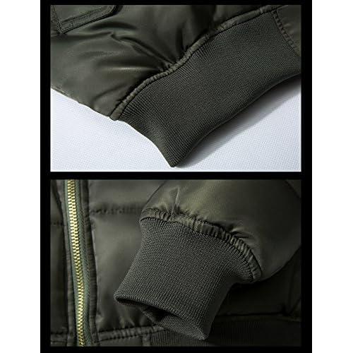 Doudoune Hiver Veste Glestore Lovely Jacket Homme Bomber Epais 6Fq1g