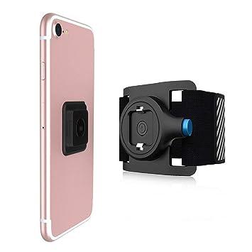 Soporte para teléfono con brazalete deportivo, soporte universal para teléfono celular Tianhaixing para iPhone X