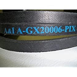 Replacement For John Deere Belt GX20006, Made to F
