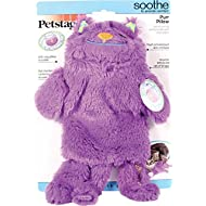 Purr Pillow Soothing Plush Toy for Cats, Purr Pillow Comforting Cat Toy by Petstages