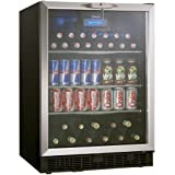 Silhouette DBC514BLS 5.3 cu. ft. Built-In Beverage Centre, Stainless Steel