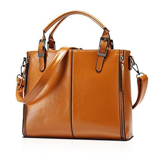 Bolso de moda señoras bolso de hombro estilo americano y europeo señoras bolso, C. A