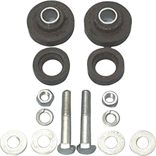 (Eckler's Premier Quality Products 33149926 Camaro Radiator Support Mounting Bushing Kit)