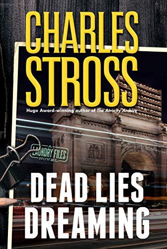 Book Cover: Dead Lies Dreaming
