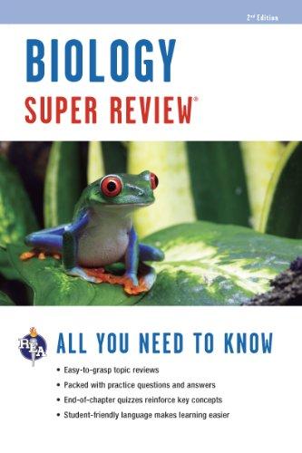 Biology Super Review (Super Reviews Study Guides)